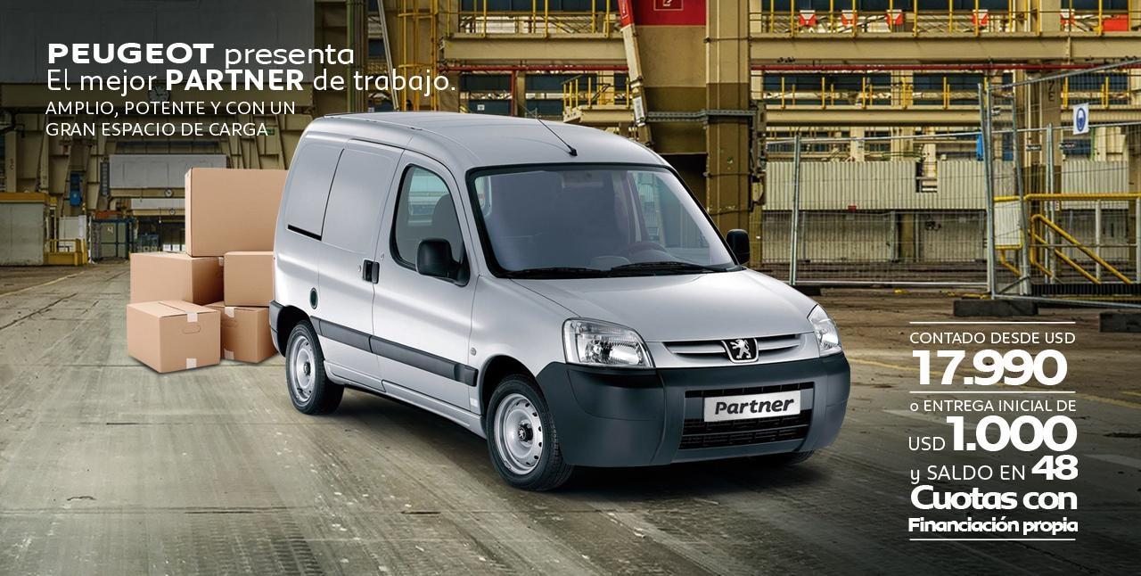 Peugeot partner oferta
