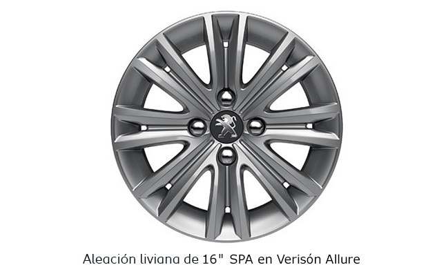 Peugeot 301 Llantas Aro 16