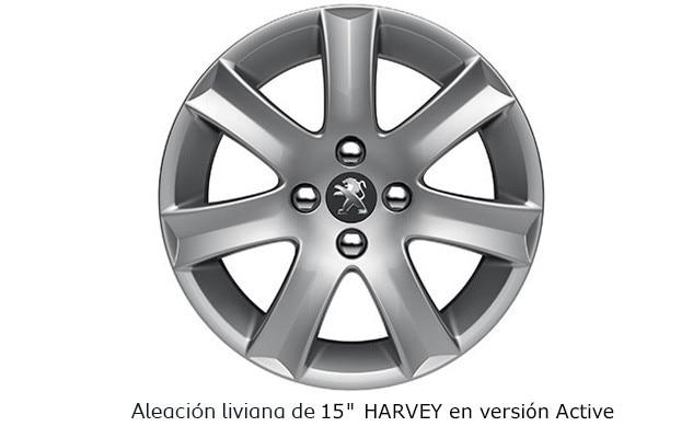 Peugeot 301 Llantas Aro 15