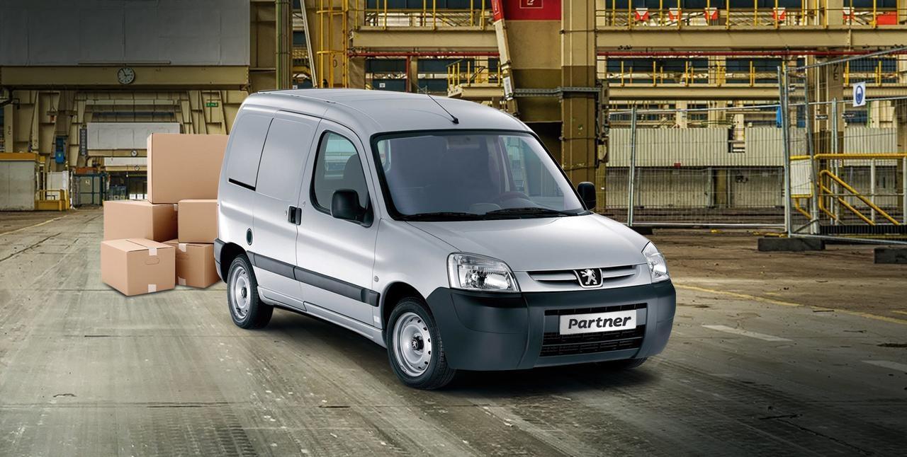 Peugeot partner header
