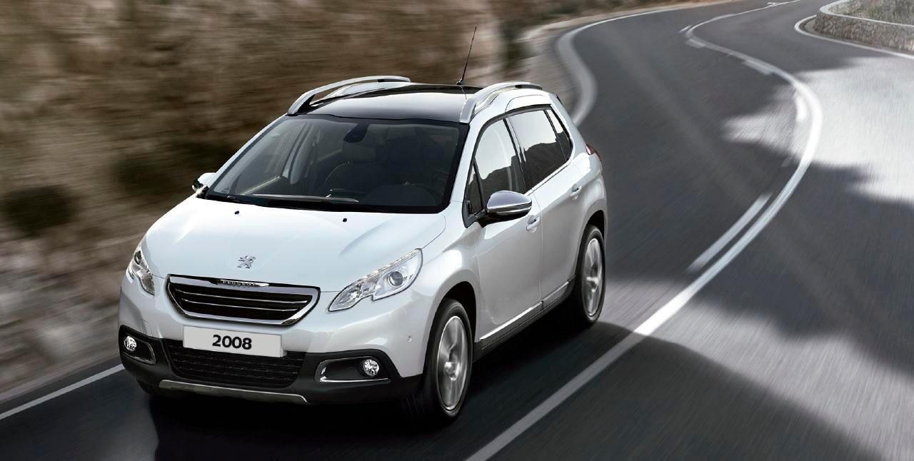 Peugeot 2008 header