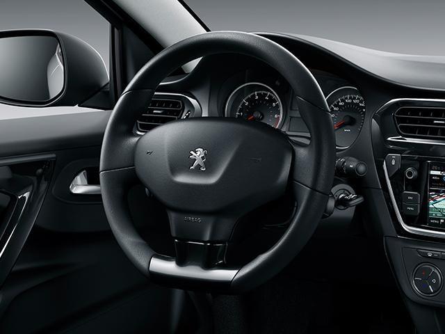 301 interior volante